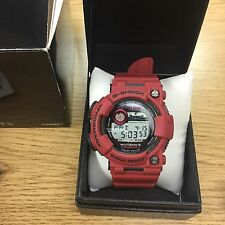 95% New G-shock FROGMAN GWF-1000RD Multi Band 6
