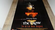 THE CROW 2 la cite des anges  !  affiche cinema
