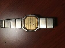 Genuine RAYMOND WEIL Ladies Stainless and Gold Watch Perfect Working Order