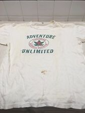 Vintage Canadian Wilderness Adventure Boy Scout T-Shirt