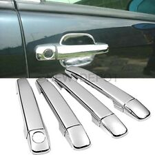 For Mercedes M-CLASS W163 C-CLASS W202 Chrome Side Door Handle Cover Trim Hot ND
