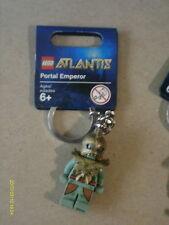 LEGO KEYCHAIN ATLANTIS PORTAL EMPEROR 2010
