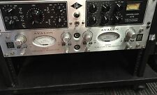 Avalon AD2022 2 Channel Amplifier / 737 Same Company