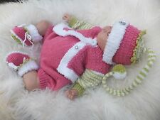 i*believe*in*angels A LITTLE MAGIC BABY'S PIXIE SET FOR A NEWBORN/REBORN BABY