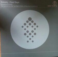 """Subsky  """"Four Days"""" * sadie 011 / Original Mix + Gil Remix"""