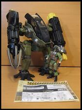 G.I. Joe 2010 POC Pursuit of Cobra STEEL MARAUDER KICKSTART