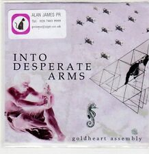 (ER282) Into Desperate Arms, Goldheart Assembly - DJ CD