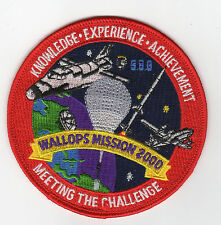 Wallops Mission 2000 - Meeting the Challenge BC Patch Cat. No. C6262
