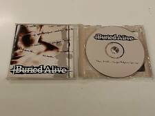 BURIED ALIVE THE DEATH OF YOUR PERFECT WORLD CD 1999