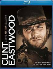 CLINT EASTWOOD: 3-MOVIE WESTERN COLLECTION (NEW BLU-RAY)