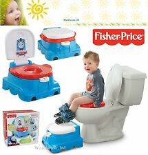 FISHER-PRICE THOMAS AND FRIENDS THOMAS RAILROAD REWARDS POTTY- NEW