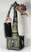 """'THE HAUNTED BOX"""", resin kit 1/6. design, and sculpture, by JL CRINON"""