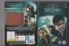 HARRY POTTER AND THE DEATHLY HALLOWS PART 1 DVD SEALED 2 DISC SET INC SLIPCASE