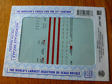 """Microscale Decal HO  #MC-4407 SP #252 """"Research & Test"""" Instrument Car (ex-WP, C"""