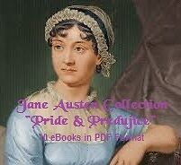 "CD - Jane Austen Collection  ""Pride & Prejudice"" - 18 eBooks - (Incl.Resell)"