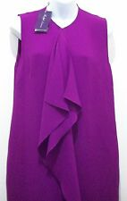 $1,750. Ralph Lauren Magenta color Collection Purple Label Dress Made in Italy 6