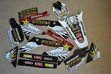 Rockstar team graphics Honda CRF250 CRF250R 2004  2005 2006 2007 2008 2009