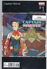 Capitaine Marvel #1 sauvage hip-hop variant-Marvel-Comic room Hambourg