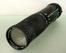 Phoenix MF 100-500mm 1:5.6-8.0 Macro Lens in Olympus OM Mount Works Great - NOS