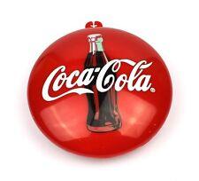 Coca-Cola Coca Cola USA rotondi Plastica Scatola Cofanetto - Bottiglie Logo