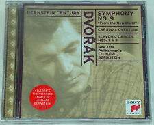 "Dvorak Symphony No. 9 ""From the New World"" Carnival Overture Slavonic Dances"