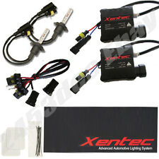 Xentec SLim 35W FOG LIGHT Xenon HID KIT H10 9145 9140 6000K BRIGHT Conversion