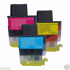 3 Color LC41 C Compatible ink cartridge for Brother MFC-210C MFC-420CN MFC-620CN