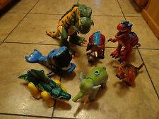 HUGE LOT OF FISHER-PRICE IMAGINEXT DINOSAURS (LOOK) #1