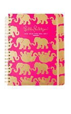 LILLY PULITZER- LAST 4 - 2016-2017 Agenda - 17 mo. Planner - Tusk in Sun - Large