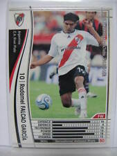 Panini WCCF 2007-08 031 Radamel FALCAO River Plate Atletico Madrid Colombia