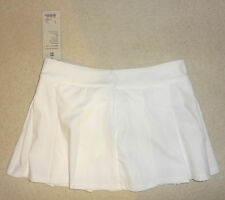 BNWT SWEATY BETTY WHITE GRAND SLAM TENNIS SKORT SIZE XS RRP £65