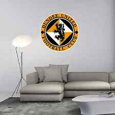 "Dundee United FC Scotland Football Soccer Wall Decor Sticker Decal 22""X22"""