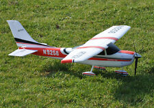 Art Tech Cessna 182 EPO 400 Class RC Remote Radio Control Plane Red (RTF) New UK