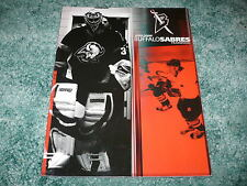 BUFFALO SABRES 2005 - 2006 YEARBOOK, Hockey, NHL, Danny Briere, Ryan Miller