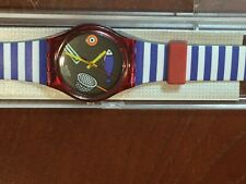 VINTAGE Swatch GR114  FRITTO MISTO New In Box 1993 GENT
