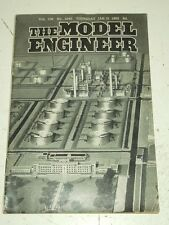MODEL ENGINEER #2645 VOL 106, JANUARY 31ST 1952 (A)