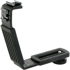 Vello CB-510 Dual Shoe Bracket with Silicon Rubber Grip