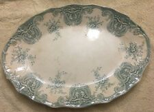 Vintage Serving Tray Turkey Porcelain Royale Pitcairns Limited Tunstall England
