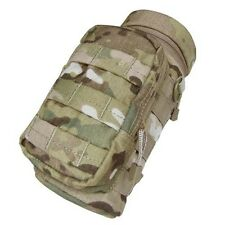 CONDOR MOLLE Nalgene H2O Hydration Carrier Pouch ma40 - CRYE MULTICAM CAMO