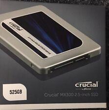 """Crucial MX300 2.5"""" 525GB SATA III Unidad De Estado Sólido"""