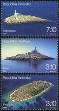 Croatia 2011 Lighthouses/Maritime Safety/Buildings/Architecture 3v set (n44669)
