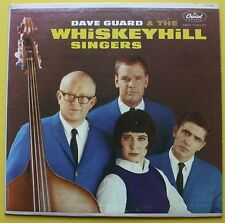 Dave Guard Cyrus Faryar Judy Henske Capitol LP 1962 Kingston Trio