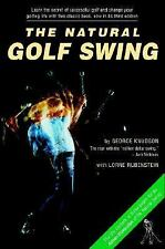 Natural Golf Swing George Knudson (1989, Paperback) Lower Your Score!