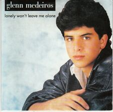 RARE  CD EP 3 T GLENN MEDEIROS *LONELY WON'T LEAVE ME ALONE*  / 1987