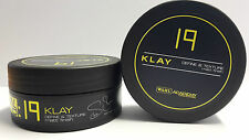 2 x Wahl Academy Collection Wa 19 Klay 100ml ( Hair Styling Clay )