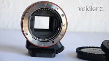 Sony LA-EA1 Mount Adapter for Sony E Mount NEX for A6000 A6300 7, 5N, VG10, VG30