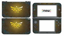 Zelda 255 Vinyl Decal Skin Sticker Game for Nintendo New 3DS XL 2015