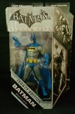 "BATMAN ARKHAM CITY BATSUIT DC Universe Legacy Edition 7"" Video Game Figure 2011"