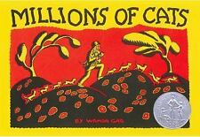 Millions of Cats Gift Edition) Picture Puffin Books)