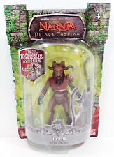 2007 THE CHRONICLES OF NARNIA PRINCE CASPIAN TYRUS WITH SWORD BRAND NEW